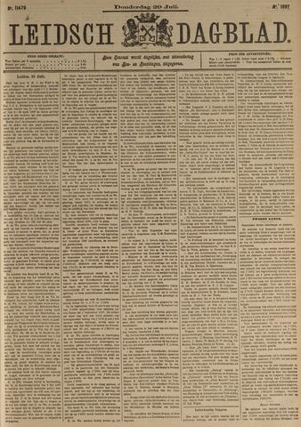 Leidsch Dagblad 1897-07-29