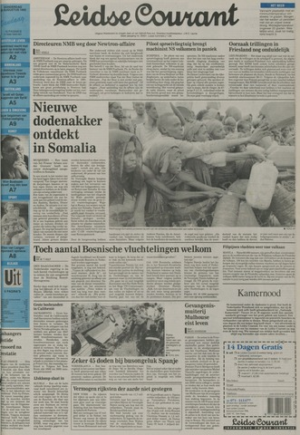 Leidse Courant 1992-08-20