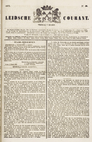Leydse Courant 1873-03-07