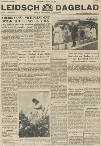 Leidsch Dagblad 1959-08-03