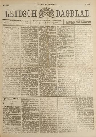 Leidsch Dagblad 1899-10-17