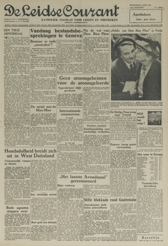 Leidse Courant 1954-06-02