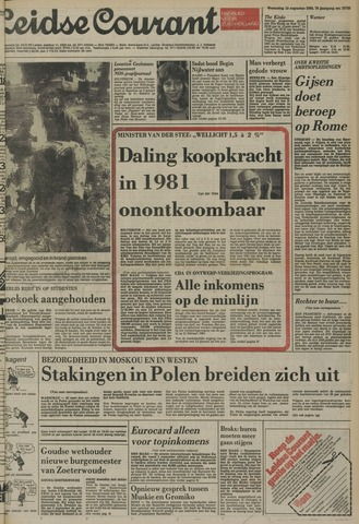 Leidse Courant 1980-08-13