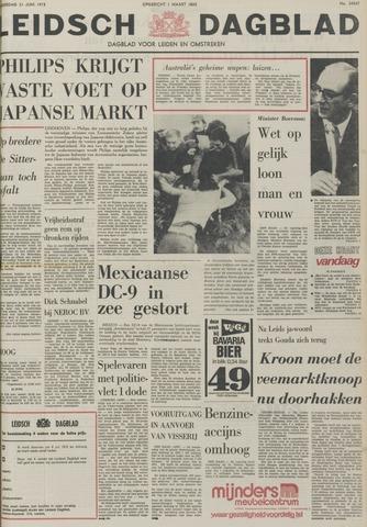 Leidsch Dagblad 1973-06-21