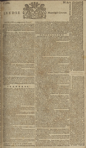 Leydse Courant 1760-07-21
