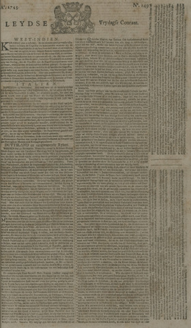 Leydse Courant 1743-12-13