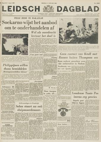 Leidsch Dagblad 1962-01-05