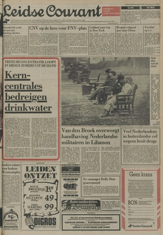 Leidse Courant 1983-09-28