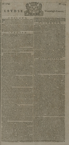 Leydse Courant 1745-12-22