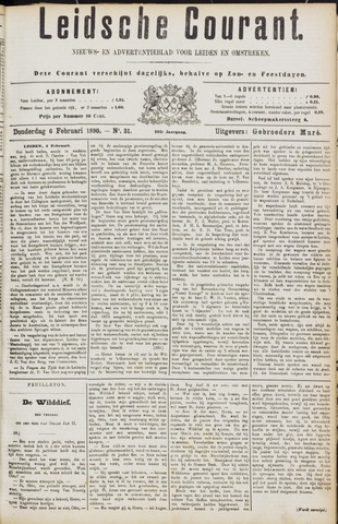 Leydse Courant 1890-02-06