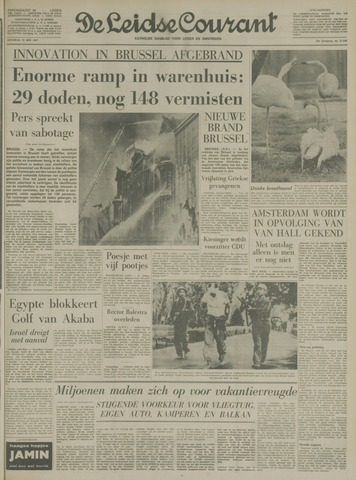 Leidse Courant 1967-05-23