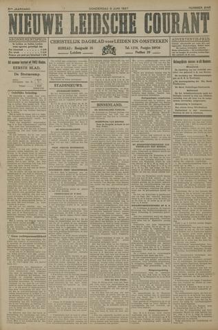 Nieuwe Leidsche Courant 1927-06-09
