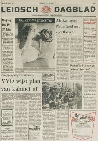 Leidsch Dagblad 1979-05-26