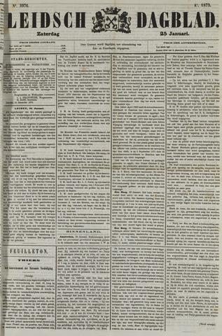 Leidsch Dagblad 1873-01-25