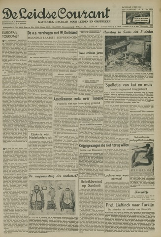 Leidse Courant 1952-05-17