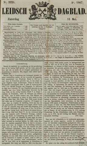 Leidsch Dagblad 1867-05-11