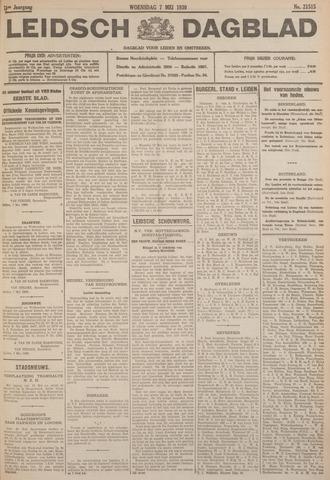 Leidsch Dagblad 1930-05-07