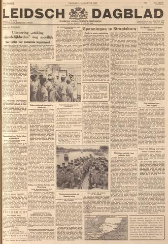 Leidsch Dagblad 1949-08-12