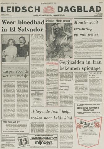 Leidsch Dagblad 1980-04-10