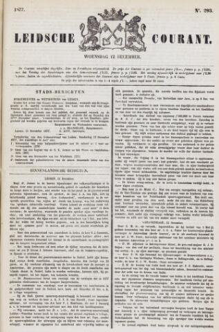 Leydse Courant 1877-12-12