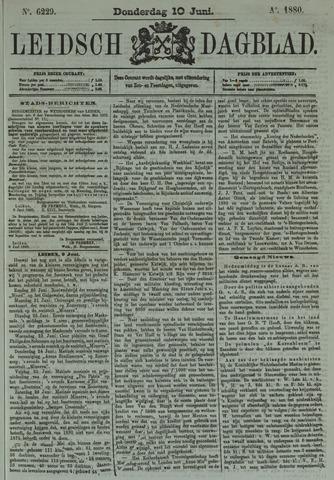 Leidsch Dagblad 1880-06-10