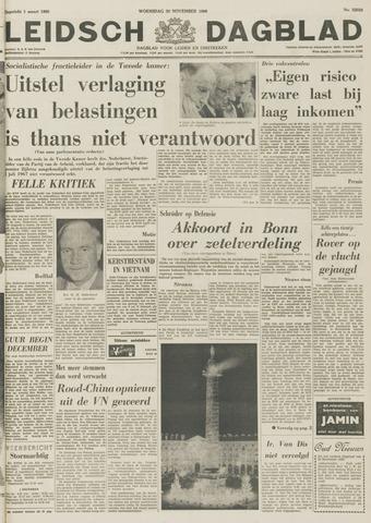 Leidsch Dagblad 1966-11-30