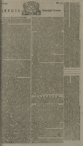 Leydse Courant 1745-10-18