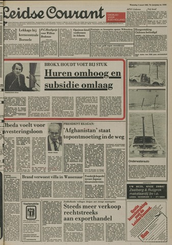 Leidse Courant 1981-03-04