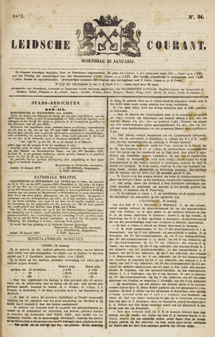 Leydse Courant 1873-01-29