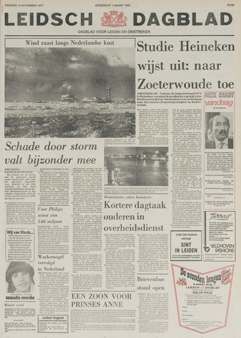 Leidsch Dagblad 1977-11-15