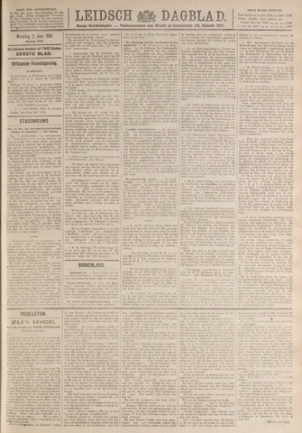 Leidsch Dagblad 1919-06-02