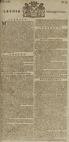 Leydse Courant 1767-07-13