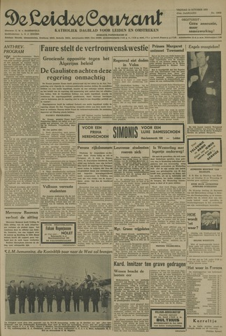 Leidse Courant 1955-10-14