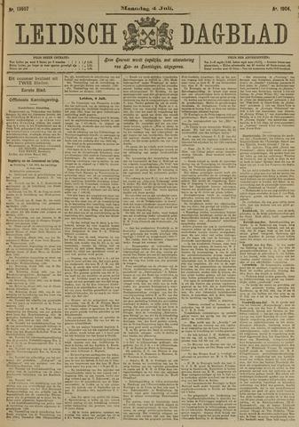 Leidsch Dagblad 1904-07-04
