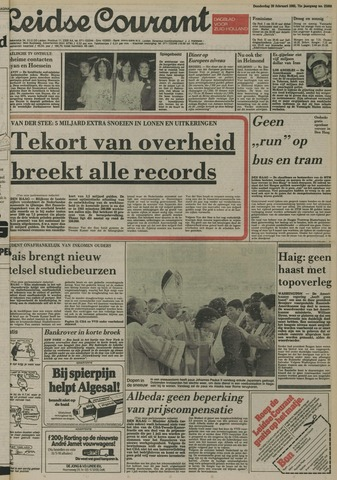 Leidse Courant 1981-02-26