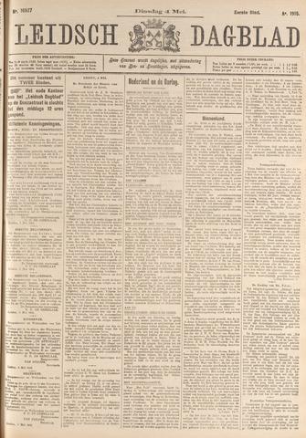 Leidsch Dagblad 1915-05-04