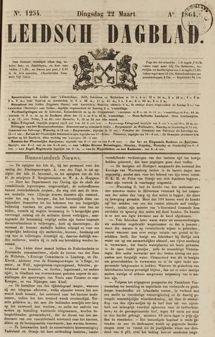 Leidsch Dagblad 1864-03-22