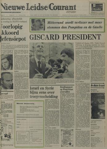 Nieuwe Leidsche Courant 1974-05-20