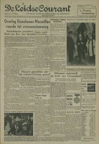 Leidse Courant 1959-08-31