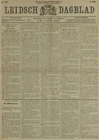 Leidsch Dagblad 1904-12-08