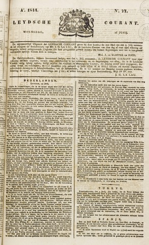 Leydse Courant 1844-06-26