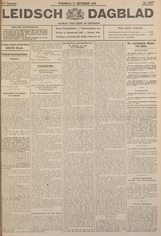Leidsch Dagblad 1930-09-17