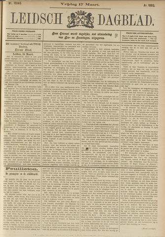Leidsch Dagblad 1893-03-17