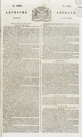 Leydse Courant 1838-10-12