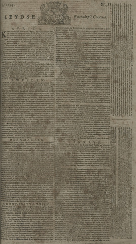 Leydse Courant 1743-07-24