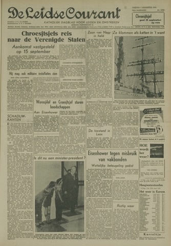Leidse Courant 1959-08-07