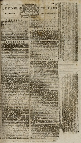Leydse Courant 1789-09-30