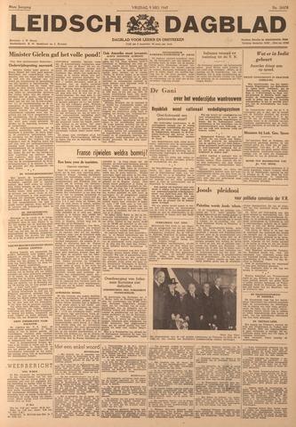 Leidsch Dagblad 1947-05-09