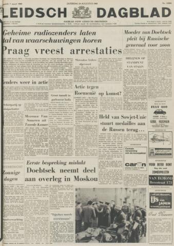 Leidsch Dagblad 1968-08-24