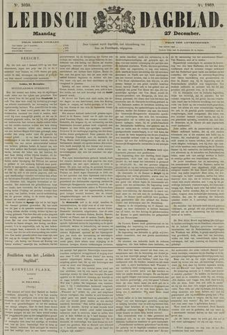 Leidsch Dagblad 1869-12-27